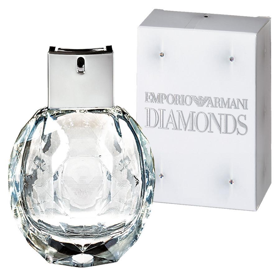 Giorgio Armani Emporio Armani Diamonds 100мл жіноча парфумована вода (женская парфюмерная вода) (Реплика)