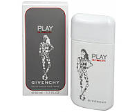 Givenchy Play in the City for Her Wom туалетная вода 75ml new