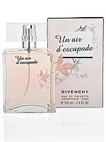 Givenchy Un Air d'Escapade 100мл жіноча парфумована вода (женская парфюмерная вода)