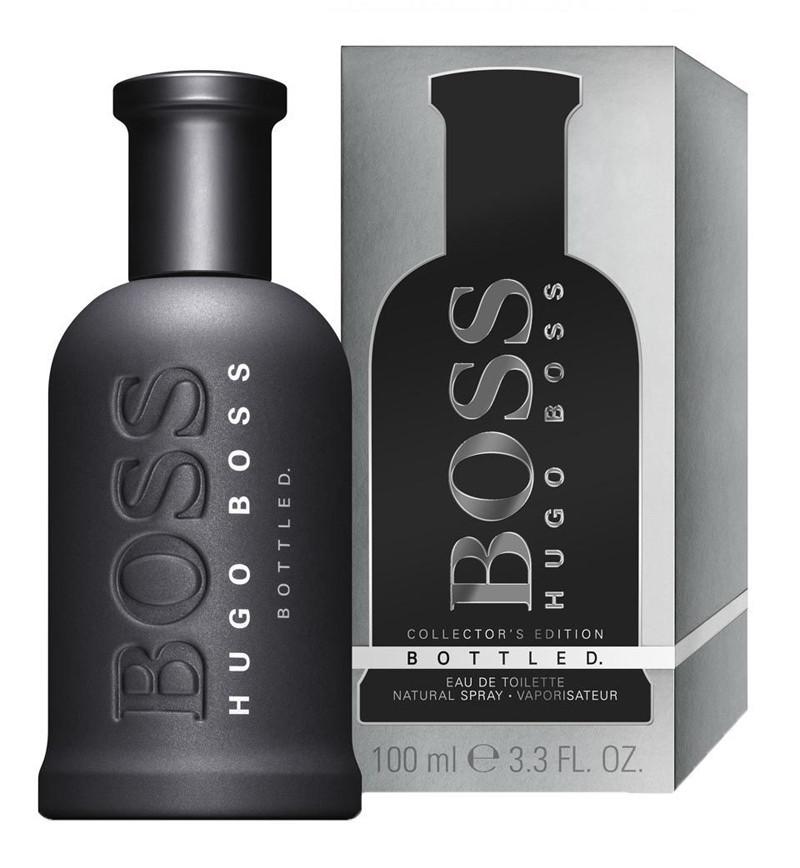 Hugo Boss Boss Bottled Collector's Edition 100 мл жіноча парфумована вода (женская парфюмерная вода) (Реплика)