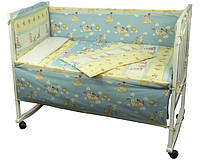 Набор в детскую кроватку Журавлик