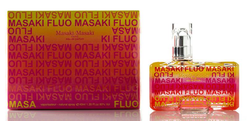 Masaki Matsushima Fluo 80 мл жіноча парфумована вода (женская парфюмерная вода) (Реплика)