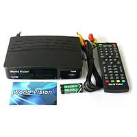 World Vision T55D - DVB-T2 Тюнер Т2, фото 1