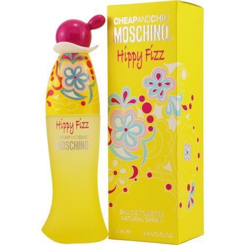 Moschino Hippy Fizz 100 мл жіноча парфумована вода (женская парфюмерная вода) (Реплика)
