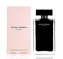 Narciso Rodriguez For Her 100 мл жіноча парфумована вода (женская парфюмерная вода) (Реплика)