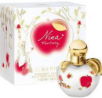 Nina Ricci Nina Fantasy Limited Edition 80 мл жіноча парфумована вода (женская парфюмерная вода)