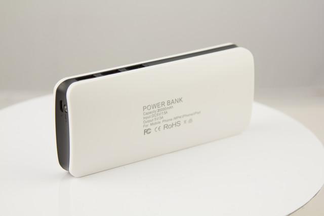 PowerBank 20000 mAh, портативное зарядное устройство 20000 mAh, Портативный аккумулятор UKC PowerBank 20000 mAh, Портативный аккумулятор, внешний аккумулятор, внешний аккумулятор 20000
