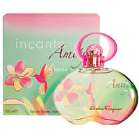 Salvatore Ferragamo Incanto Amity 100 мл жіноча парфумована вода (женская парфюмерная вода) (Реплика)