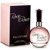 Valentino Rock`n Rose 90 мл жіноча парфумована вода (женская парфюмерная вода)