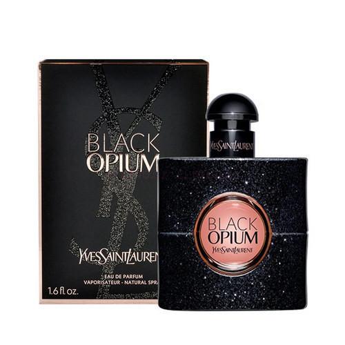 Yves Saint Laurent Black Opium 100мл жіноча парфумована вода (женская парфюмерная вода) (Реплика)