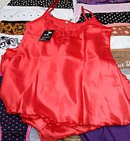 Пижама с кружевом, доставка по Украине