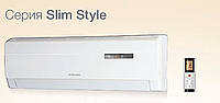Бытовой кондиционер Electrolux Slim. Система кондиционирования. Площадь 30 м².