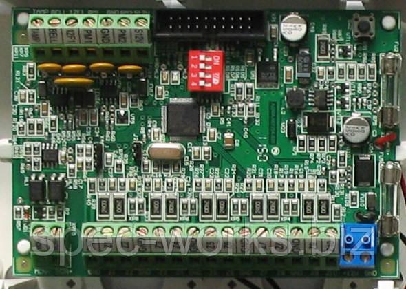 Модуль расширитель зон Лунь-11Н для ППКП Лунь-11