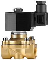 """Клапан электромагнитный 1"""", норм.-закр., AquaWorld 2W160-25NC, 220В"""