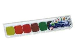 Акварельные краски   Луч  8 цветов классика
