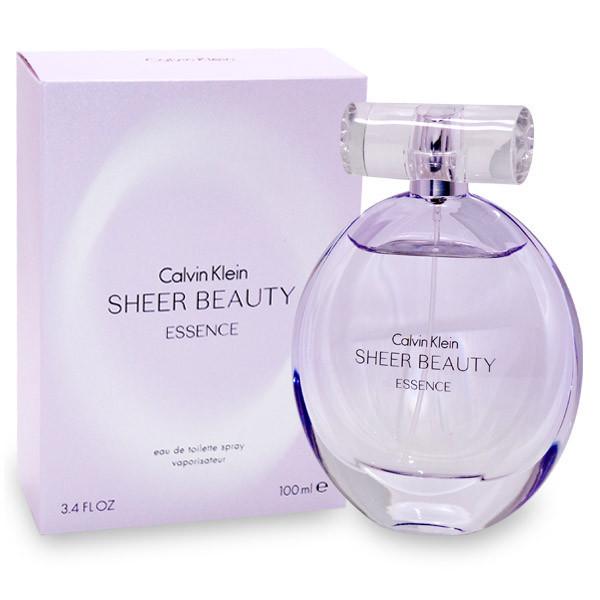 Calvin Klein Sheer Beauty Essence - жіноча туалетна вода (Женская туалетная вода)  (Реплика)