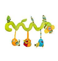 Спиральная подвеска BabyOno Птички 1395