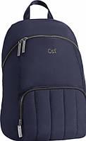 Молодежный городской рюкзак 15 л. CAT Catwalk 83209;109 синий