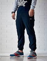 Чоловічі брюки карго Urban Planet Cargo NVY, фото 1