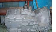 141.1700025Коробка передач УРАЛ-4320 с дв. КАМАЗ (пр-во КАМАЗ)