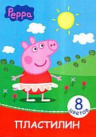 Свинка Пеппа Пластилін Набір із 8 кольорів