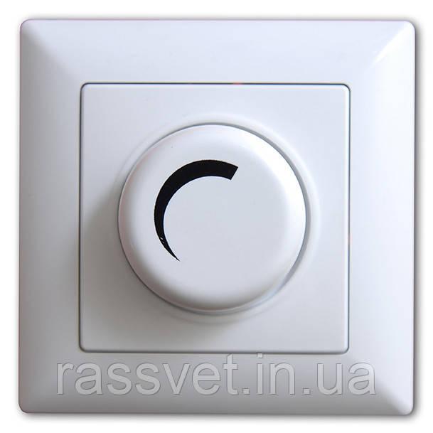 Регулятор  света (Диммер)1000W белый Gunsan Visage