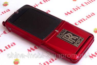 Телефон Rolls Royce V095 duos + TV