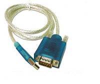 USB RS232 COM переходник адаптер конвертер Port Serial 9Pin DB9