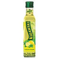 Рапсовое масло с лимоном и базиликом, 250 мл