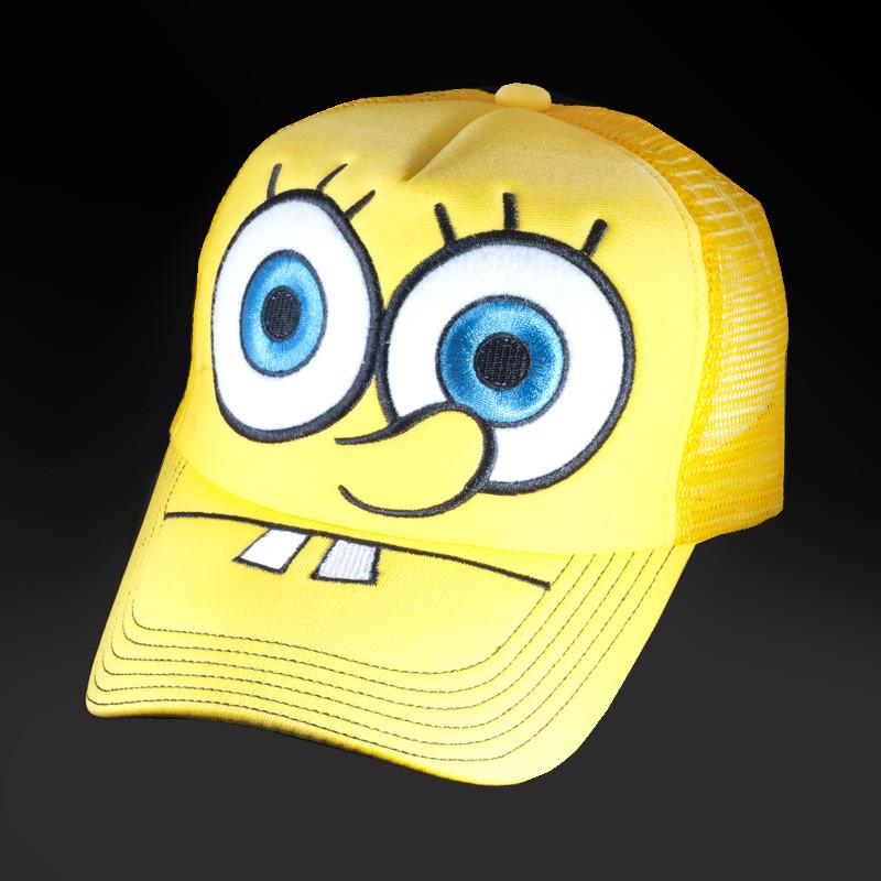 Бейсболка Spanch Bob (В)