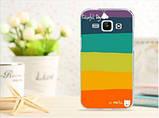 Чехол для Samsung Galaxy S5/ i9600 панель накладка с рисунком флаг, фото 3