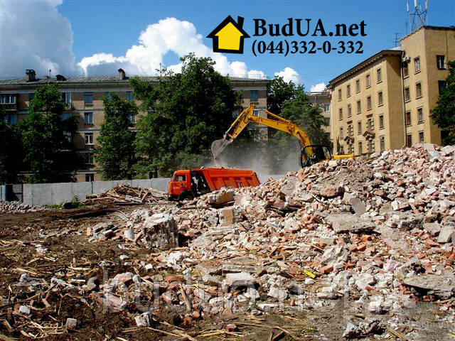 Уборка строительного мусора, уборка территории. (044) 332-0-332