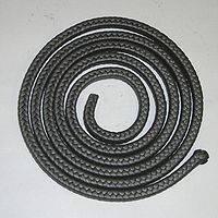 Сальниковая набивка АПР-31 д 8,0 (асбестовая жировая графитированная с проволокой) ГОСТ 5152-84