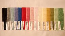 Ткань текстильная Сетка- однотонная мелкое сечение Белая, фото 3