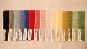 Ткань текстильная Сетка- однотонная мелкое сечение №1 Ваниль, фото 3