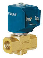 "Клапан электромагнитный CEME 9914 норм.-закр. 1/2"""