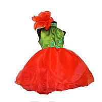 Платье цветок Камелия