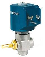 "Клапан электромагнитный CEME 9922 норм.-закр. 1/4"""