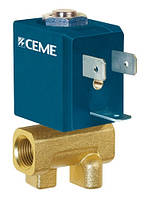 "Клапан электромагнитный CEME 5510 норм.-закр. 1/8"""