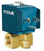 "Клапан электромагнитный CEME 6610 норм.-закр. 1/4"""