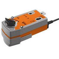 NRF230A Электропривод с возвратной пружиной для шаровых клапанов откр./закр. DN 32-50