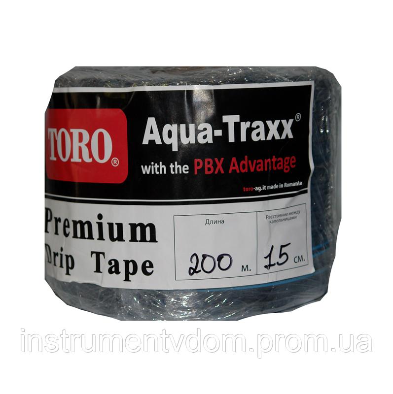 Лента капельного полива TORO Aqua-Traxx, размотка (6 mil, 10 см, бухта 200 м)