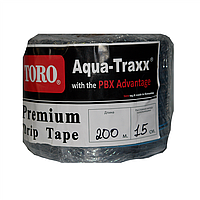 Лента капельного полива TORO Aqua-Traxx, размотка (6 mil, 15 см, бухта 300 м), фото 1