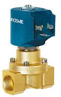 "Клапан электромагнитный CEME 8415 норм.-закр. 3/4"""