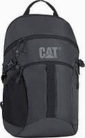 """Стильный рюкзак CAT Urban Active EVO с отделением для ноутбука 15,6"""" 3,5 л. 83238;122 серый"""