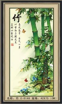 "Набор для вышивания лента ""Бамбук"", фото 2"