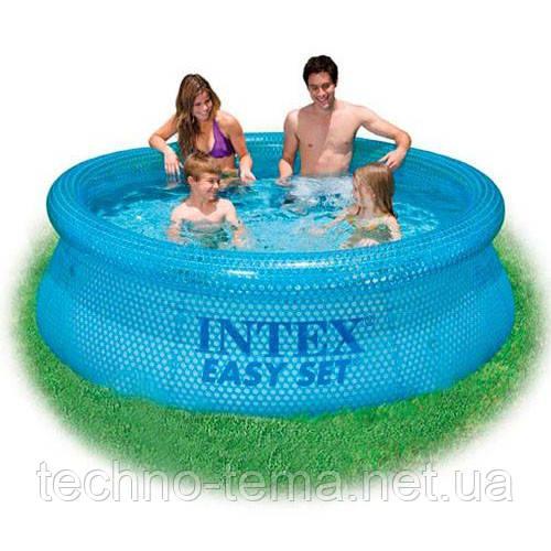 Надувной бассейн Intex 244х76 см (54910)
