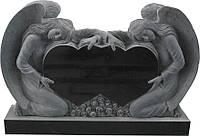 Памятник со скорбящей № 059