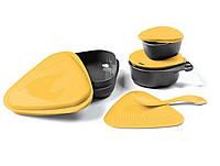 Набор посуды LIGHT MY FIRE MealKit pin-pack Yellow
