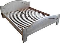 Кровать полуторная из натурального дерева Регина 1,6м х 2,0 м